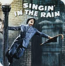 Nuty na Pianino Keyboard za darmo Frank Sinatra - Singin' In The Rain