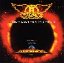 Nuty na Pianino Keyboard za darmo Aerosmith - I Don't Want To Miss A Thing