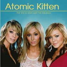 Nuty na Pianino Keyboard za darmo Atomic Kitten - The Tide is High