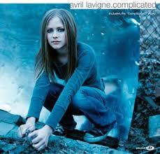 Nuty na Pianino Keyboard za darmo Avril Lavigne - Complicated