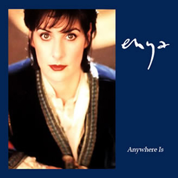 Nuty na Pianino Keyboard za darmo Enya - Anywhere Is