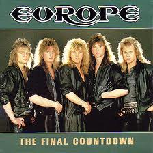 Nuty na Pianino Keyboard za darmo Europe - The Final Countdown