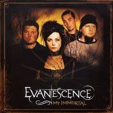 Nuty na Pianino Keyboard za darmo Evanescence - My Immortal