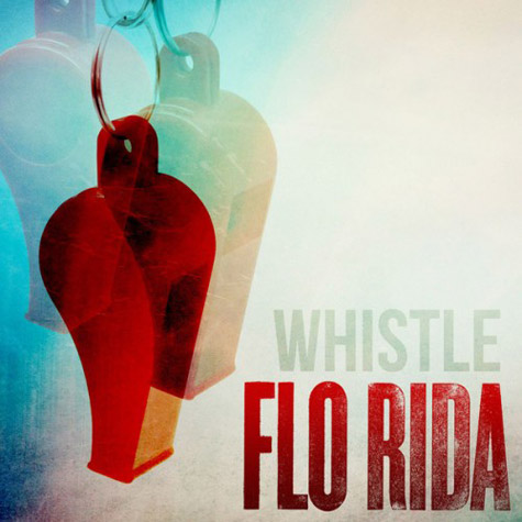 Nuty na Pianino Keyboard za darmo Flo Rida - Whistle