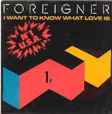 Nuty na Pianino Keyboard za darmo Foreigner - I Want To Know What Love Is