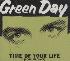 Nuty na Pianino Keyboard za darmo Green Day - Time of your Life