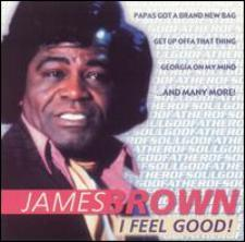 Nuty na Pianino Keyboard za darmo James Brown - I Feel Good