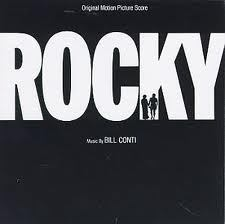 Nuty na Pianino Keyboard za darmo Bill Conti - Gonna Fly Now