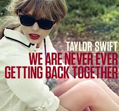 Nuty na Pianino Keyboard za darmo Taylor Swift - We Are Never Getting Back Together