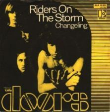 Nuty na Pianino Keyboard za darmo The Doors - Riders On The Storm