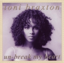 Nuty na Pianino Keyboard za darmo Toni Braxton - Unbreak My Heart